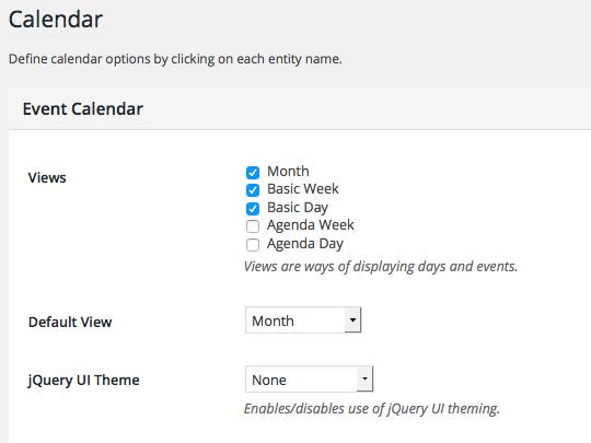 Calendar WordPress plugin - Calendar2 WordPress Connection Wpappstudio 540